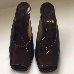Yvette Saint Laurent heels